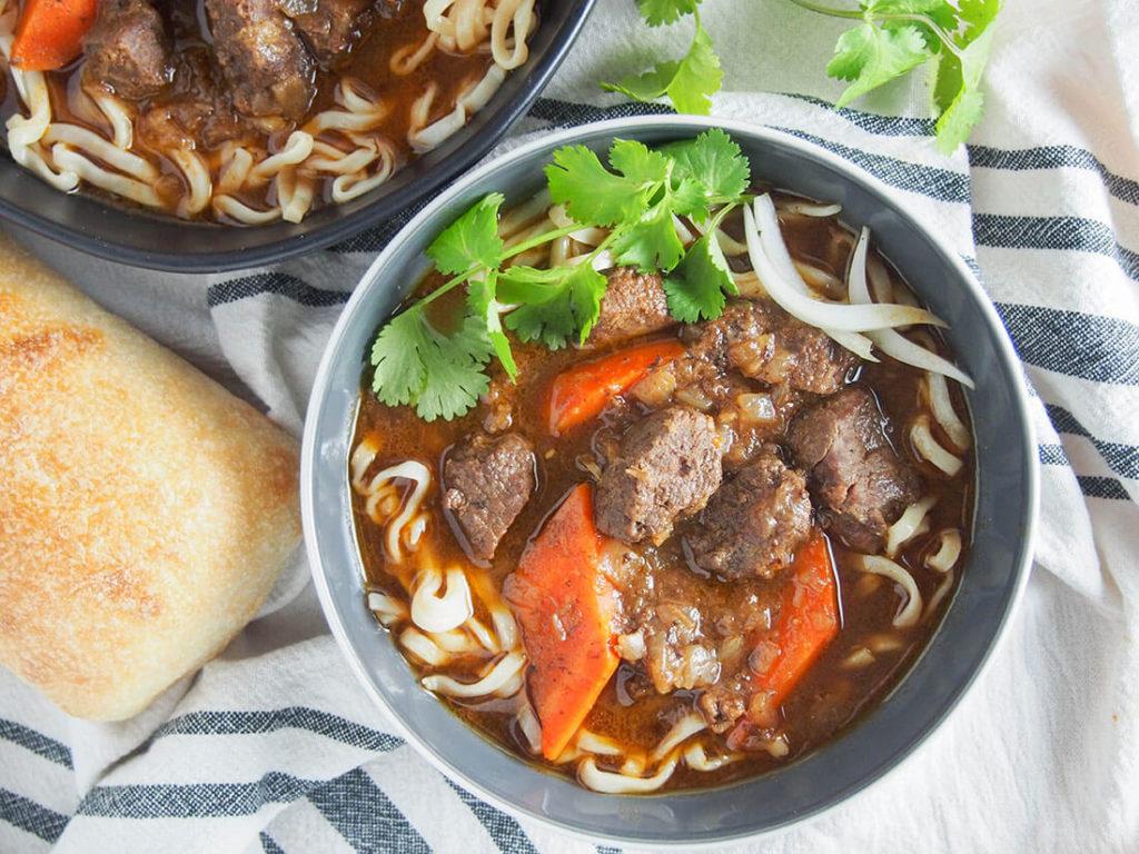 Bo kho Vietnamese beef stew photo 1024x768 Vietnamese food ultimate guide local cuisines