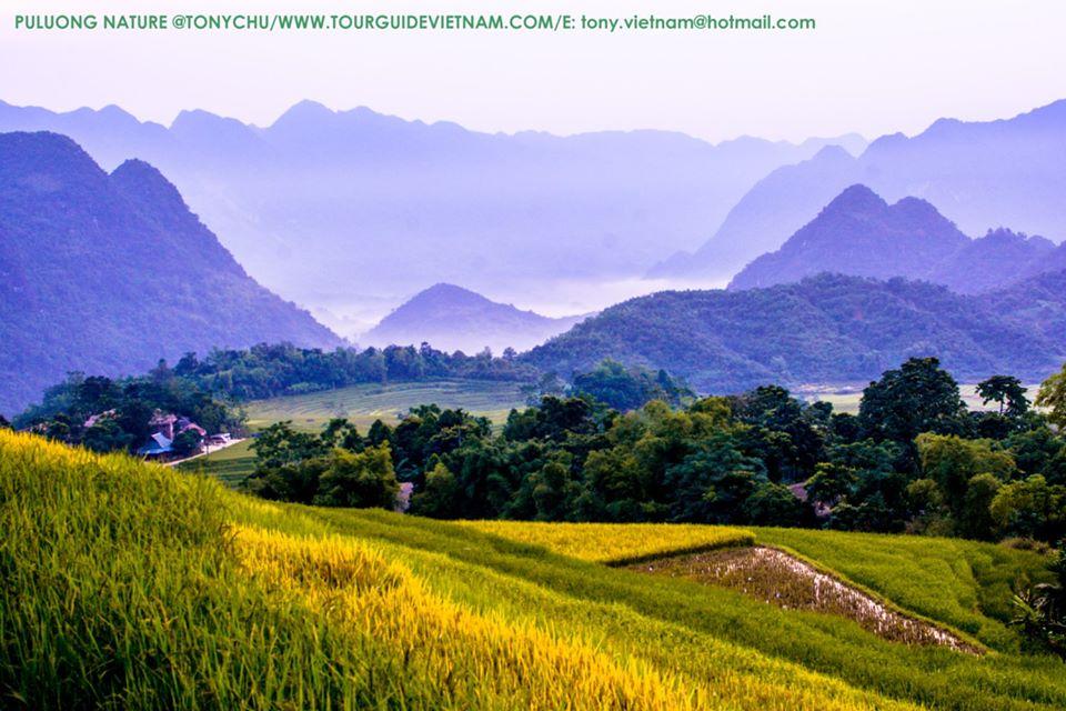 Puluong 1 Hanoi to Mai Chau Puluong transfer