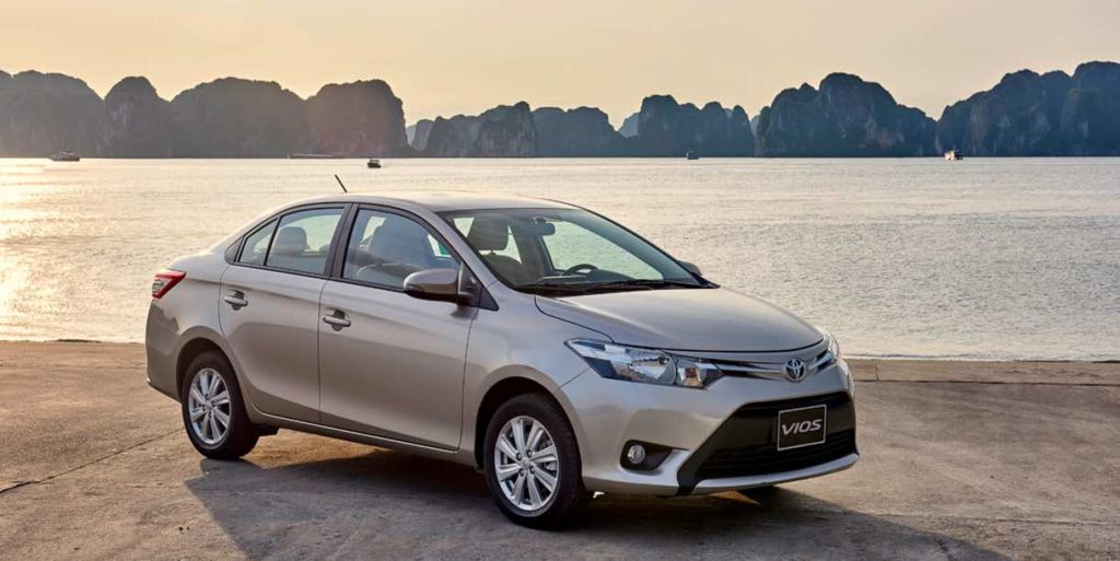 Toyota Vios 2017 1 1 1024x513 Rent A Car with Driver