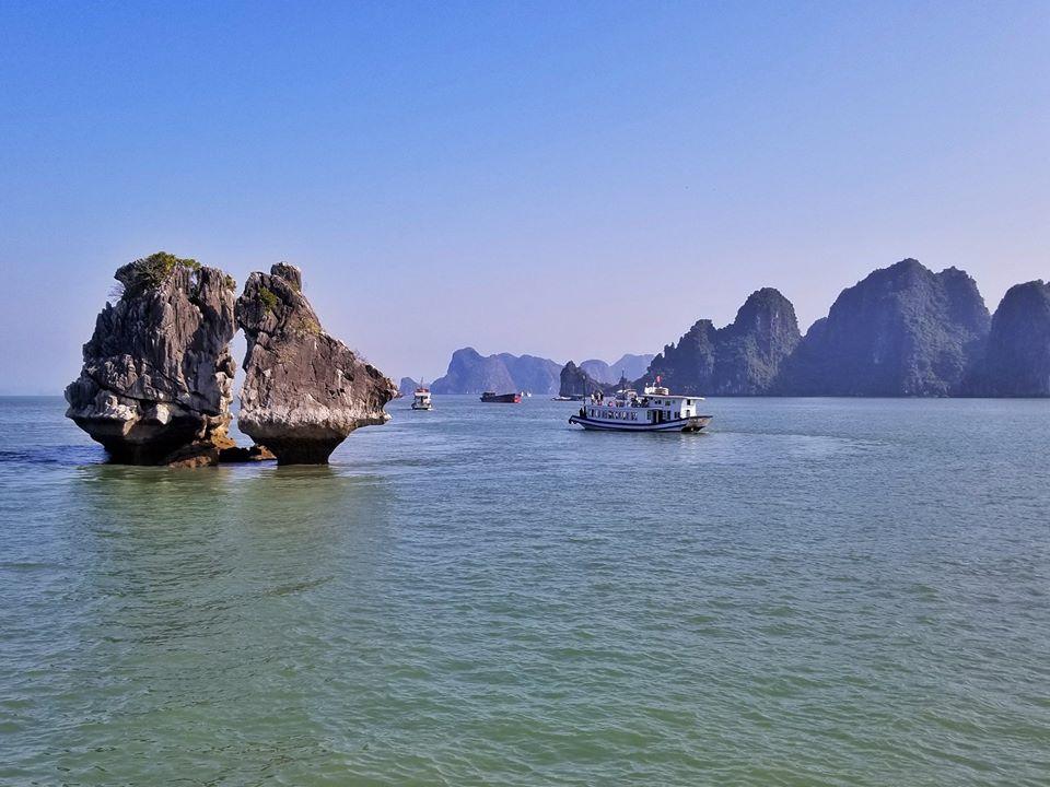 Halongboat HALONG BAY HANOI SHORE EXCURSIONS