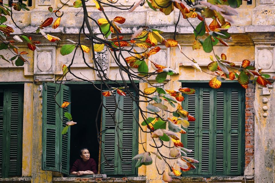 Old house Hanoi