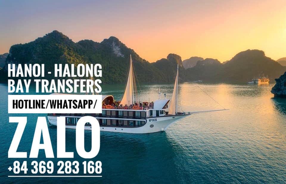 Hanoihalongtransfer Hanoi to Halong Bay Private transfer