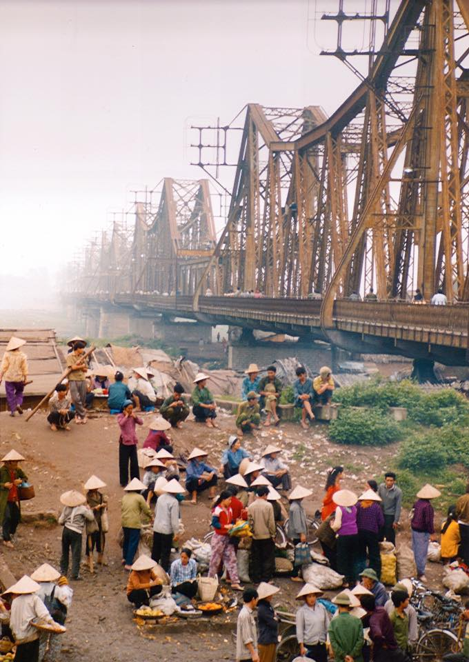 Hanoi in the year 1990