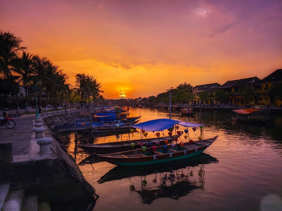 Hoi An river Beautiful Places to Visit in Vietnam Travel with locals