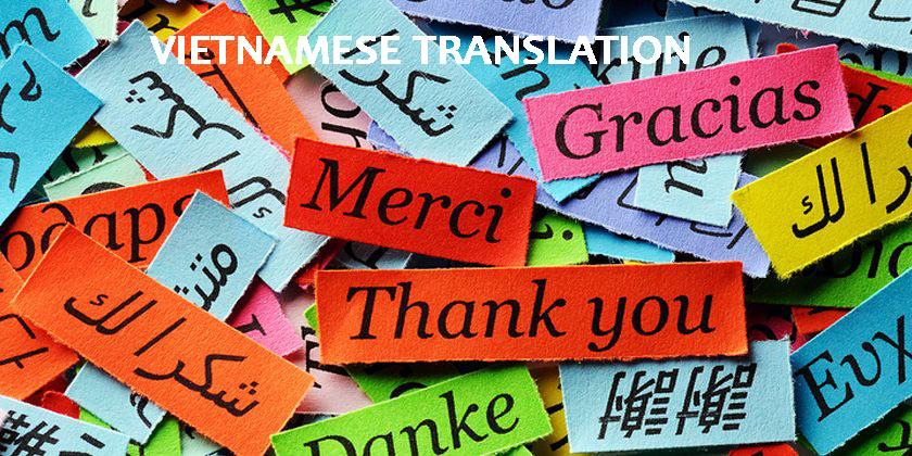 Vietnamese translation interpreter services