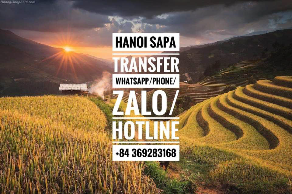 Private transfer from hanoi to sapa Best way from Hanoi Airport to City