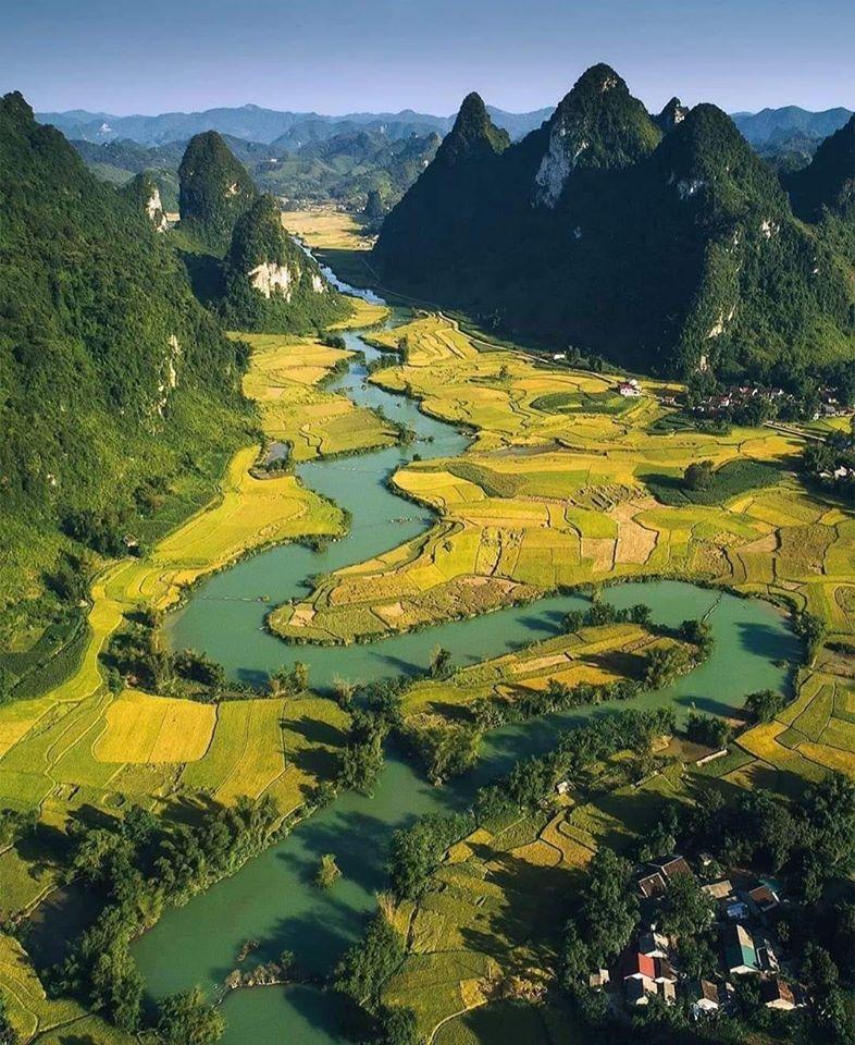 Caobangtour Things to do in Cao Bang Bang Gioc falls