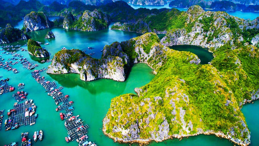 Cat ba island 3 What to do in Halong Bay Tours from Hanoi