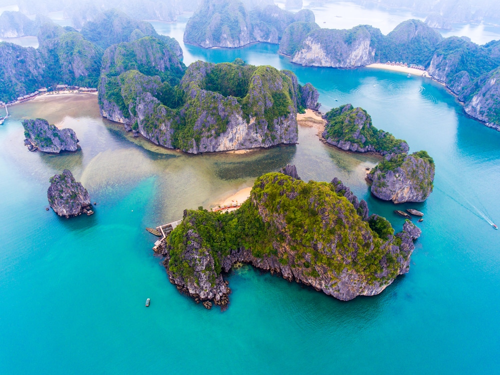 Cat ba island 4 Where to Stay in Halong Bay Vietnam