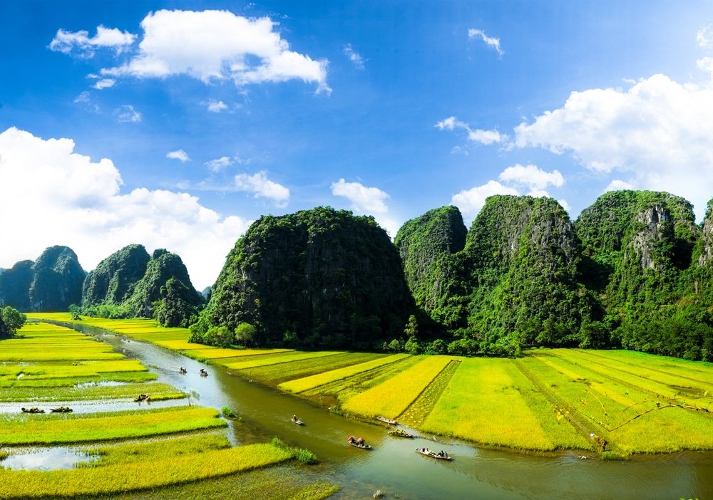 Get your guide in tam coc Day Trips from Hanoi