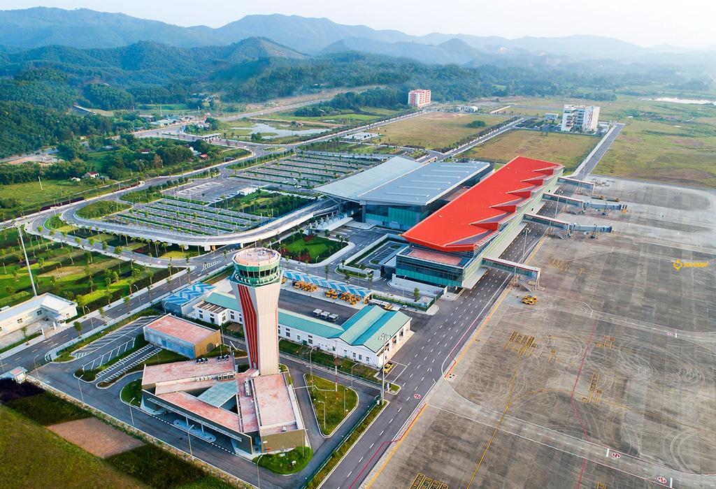 Halong airport Halong airport Van Don Airport