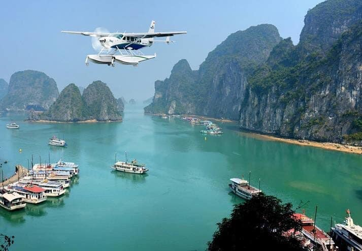 Seaflanehalongbay What to do in Halong Bay Tours from Hanoi