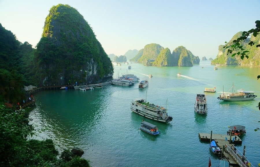 Stay in halong bay Where to Stay in Halong Bay Vietnam