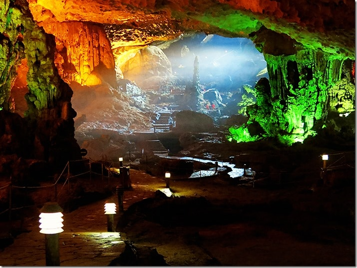 Sung sot cave halong bay What to do in Halong Bay Tours from Hanoi